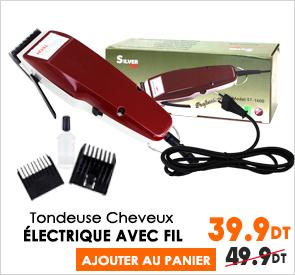 Tondeuse Cheveux Professionnelle SILVER TECH ST-1600