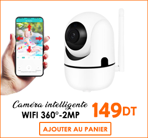 Ip Smart Caméra Last Price Tunisie